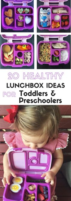 20 Healthy Lunchbox Ideas For Toddlers And Preschoolers Need inspiration? Check out these 20 healthy lunchbox ideas for toddlers and preschoolers from dietitian Holley Grainger. Toddler Lunch Box, Toddler Snacks, Toddler Preschool, Preschool Lunch Ideas, Lunch Ideas For Preschoolers, Food Ideas For Toddlers, Packed Lunch Ideas For Kids, Healthy Toddler Lunches, Healthy Preschool Snacks
