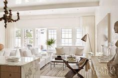Blanco Interiores: Sereno Retiro...