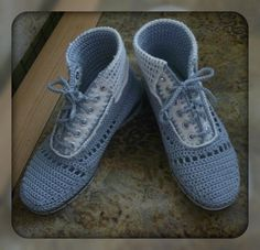 одноклассники Knit Shoes, Sock Shoes, Shoe Boots, Shoes Sandals, Crochet Sandals, Crochet Slippers, Crochet Flip Flops, Spring Boots, Slipper Boots