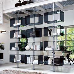 Porada Domino Box Display Bookcase