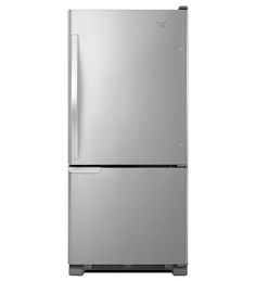ANSI A - FRIDGE - 30-inches Wide Bottom-Freezer Refrigerator with Accu-Chill™ System - 18.7 cu. ft.