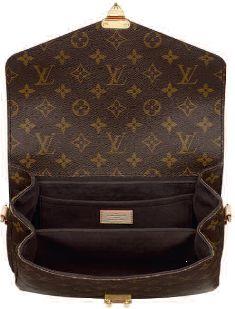 Louis Vuitton Monogram Pochette Metis