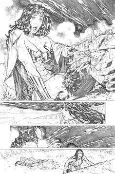 Superman WonderWoman page 03 by PauloSiqueira.deviantart.com on @deviantART