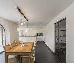 Eetkamer door Architectenbureau Frank Gruwez
