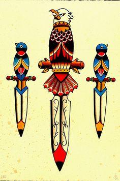 Eagle knife | Flickr - Photo Sharing!