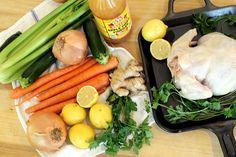 Branch Basics Chicken Soup with Bone Broth Recipe