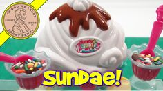 Yummy Nummies Sundae Maker Mini Kitchen Magic