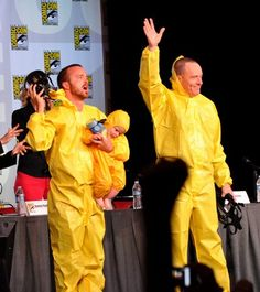 #SDCC #Comic-Con 2012 - Breaking Bad Panel #BreakingBad PHOTOS  http://www.flickr.com/photos/socialsully/sets/72157630789528036