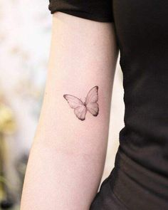 Check out today (March female minimalist tattoo designs that are up to you fall in love and get inspired. Cute Tiny Tattoos, Small Girl Tattoos, Little Tattoos, Mini Tattoos, Beautiful Tattoos, Body Art Tattoos, Tatoos, Butterfly Wrist Tattoo, Tattoo Inspiration