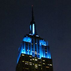Beyonce Blue Empire State, We love NYC too