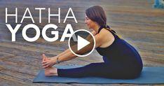 Hatha Yoga Hour) Full Body Class – All Detox – Healty Smoothies – Juice Ashtanga Yoga, Vinyasa Yoga, Hatha Yoga Poses, Yoga 1, Bikram Yoga, Yoga Sequences, Men Yoga, Yoga Logo, Yoga Routine
