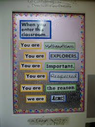 high school math classroom decorating ideas - Google Search