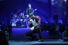 """The Stage"" Avenged Sevenfold rocken die Festhalle in Frankfurt"