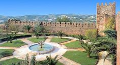 Silves Castle, in Silves, Portugal  built by the Moors in the 11th century!
