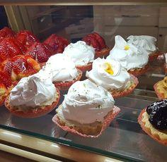 Tortaletes de limão e maracujá #confeitariapolos (em Polos Pães e Doces)