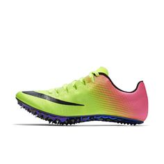 Nike Superfly Elite Racing Spike Size 10.5 (Yellow) fafe98c3c3a91