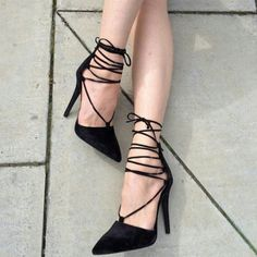 38423c79d1a2 Lace up heels  ) Brand new from public desire! Lmk if you have questions