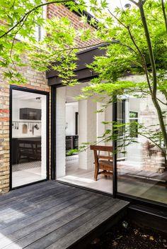 Kirkwood McCarthy adds zinc-clad garden wing to north London house