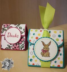 Stampin' Up!, Verpackung ,Ostern