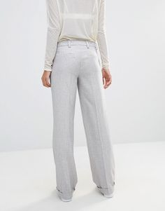 Image 2 of Y.A.S Wide Leg Trousers
