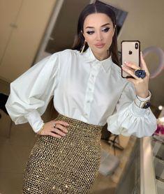 Modern Hijab Fashion, Corporate Fashion, Hijab Fashion Inspiration, Muslim Fashion, Classy Outfits, Chic Outfits, Couture Dresses, Fashion Dresses, Hijab Evening Dress