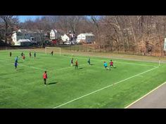 Guardiola's Positional Grid Training - YouTube
