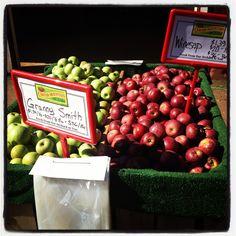 Fall apples at Carter's Mountain Orchard. Charlottesville, VA Charlottesville Va, Granny Smith, Apples, Mountain, Fresh, Fall, Places, Happy, Travel