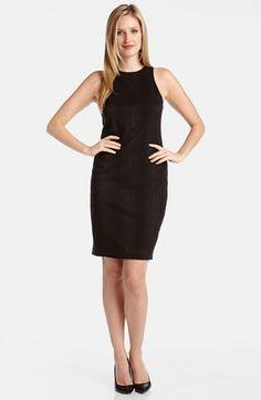 Karen Kane Snakeskin Jacquard Scuba Dress available at #Nordstrom