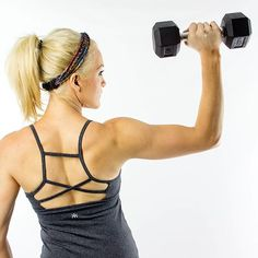 Beautiful Back and Shoulders:  Yay!  New workouts!