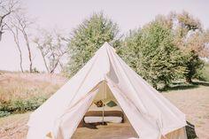 Glamping Themed Wedding | Winters, CA Wedding