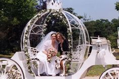 Princess Carriage! Love!