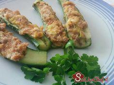 Zucchine a barchetta, ricetta estiva!