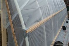 Constructing a Simple PVC High Tunnel - HighTunnels.org