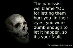 keep dating narcissists
