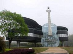 Now this is an unusual house!!!