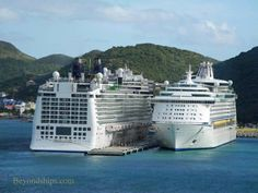 Freedom Of The Seas, Cruise Ships, Luxury Yachts, Vaulting, Boating, Transportation, Tips, Travel, Belle