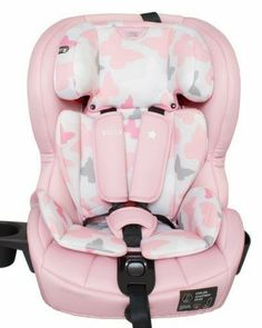 My Babiie Katie Piper Pink Butterflies Group 1 2 3 car seats are suitable for children from to or from approx. Toddler Girl Car Seat, Baby Girl Car Seats, Toddler Dolls, Baby Dolls, Baby Girl Strollers, Mode Rihanna, Katie Piper, Travel Systems For Baby, Baby Boutique Clothing