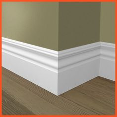 Our Victorian 2 skirting board is produced to your specifications with premium grade, moisture resistant MDF. Design based on the Victorian period.