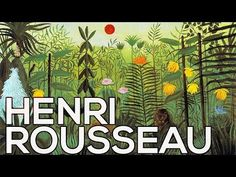 Henri Rousseau: A collection of 140 paintings (HD) - YouTube