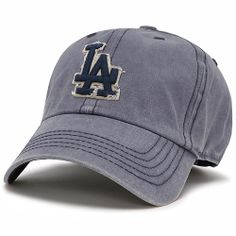 Los Angeles Dodgers Palmetto Franchise Fitted Cap by '47 Brand - MLB.com Shop