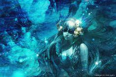Mermaid :D  By Nath0905