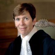 Jean Donoghue, es la tercera mujer que accede a la condición de jueza del TIJ. Fue elegida en septiembre de 2010, en sustitución del juez estadounidense Buerghental. En la actualidad hay dos mujeres en el Tribunal.