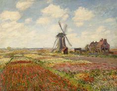 tabluri tiparite digital Claude Monet  $8