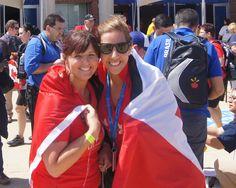 Brenda & Bianca ... Oh Canada!