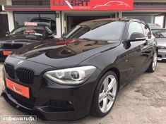 BMW 118 d Pack //M Performance GPS XeNON preços usados