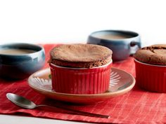 These decadent Mexican Chocolate Souffles are just the thing to round out a satisfying taco night. Marcela Valladolid uses Mexican chocolate, available in most specialty food stores, which has a grittier texture and contains large granules of sugar. Best of all, the recipe requires only 20 minutes of prep work.