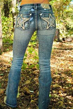 Miss Me Star Studded Jeans $99.50 #SouthernFriedChics
