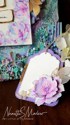 Attic News – My Little Attic Arches Watercolor Paper, Altenew Cards, Japanese Paper, Paper Cards, Stamping Up, Hello Everyone, Pattern Paper, Beautiful Day, Cardmaking