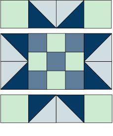 An Evening Star Quilt Block Pattern for Beginning and Expert Quilters: Assemble the Evening Star Quilt Block