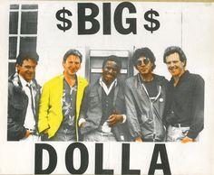 Big Dolla, Burlington, VT, 1980's.